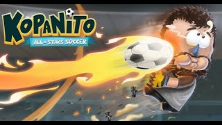 Kopanito All Stars Soccer Full Gameplay Walkthrough
