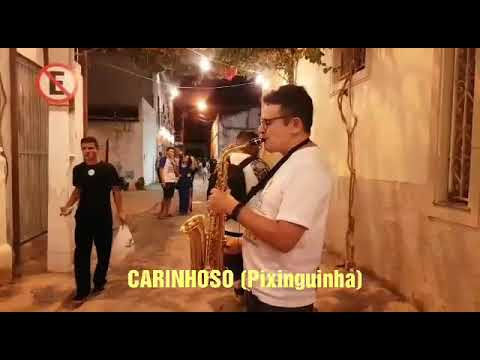Instrumental. Carinhoso, My Way e Wave durante 2° Festival Gastronômico e Cultural de Aracati