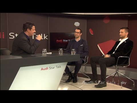 Highlights von Michael Preetz und Vedad Ibisevic im Audi Star Talk