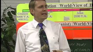 CSE 101-9 - Kent Hovind - College Series - Young Earth Creationism (FULL)