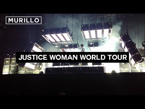 Vive Latino pt 2 + Justice woman world tour