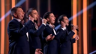 Britain's Got Talent 2015 S09E14 Semi-Finals The Neales Father and Sons Singers