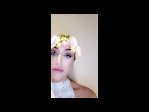 Anastasia Karanikolaou InstaStory 1-15 May 2017
