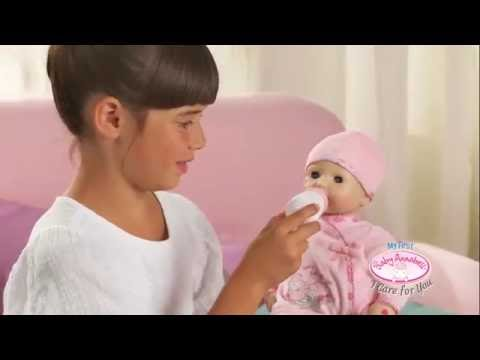 Zapf Creation My First Baby Annabell I Care For You