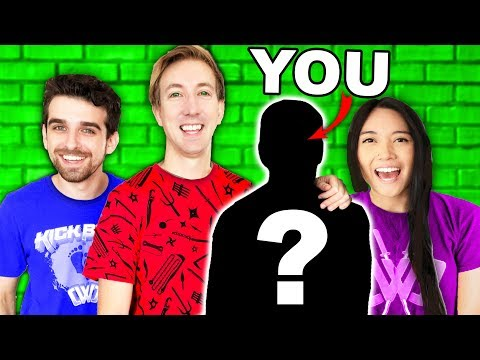 NEW SPY NINJA IS... We Compete in Fun Challenges to Find Next Friend to Replace Hacker Vy Qwaint