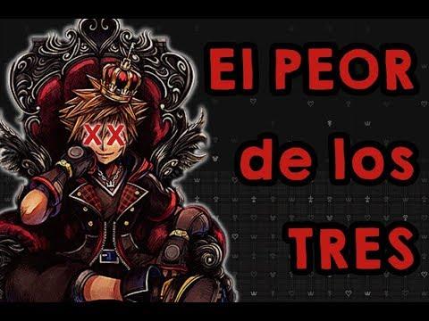 Kingdom Hearts 3 es un puñetero insulto, tengo pruebas