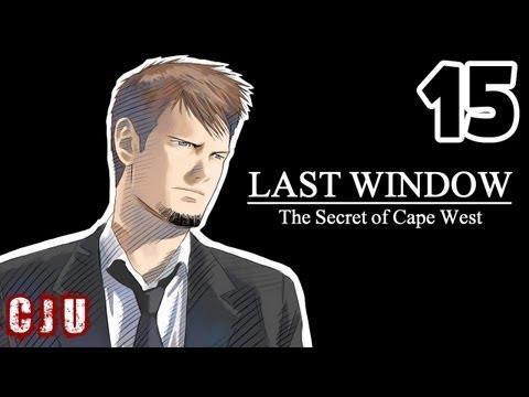 Let's Play Last Window: The Secret of Cape West - 15 - Mr. McGrath