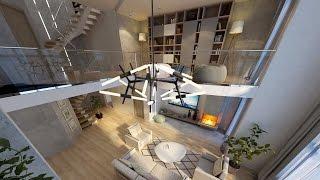 видео Панорамные французские окна в квартире: проект, согласование, установка