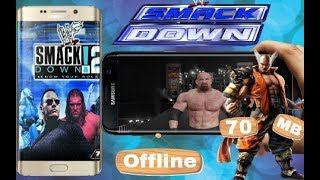 Wwe Smackdown 2 highly compressed In ( 70 MB ) ||Download now ||Jaldi dekho||