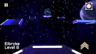 Space Platform 3D - First Person Platformer for IOS  - Gameplay Puzzle Platforms