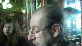Jacques  Halbronn  avec Alain gerber A, à Lausanne   et Jean-François  Faccin 2009