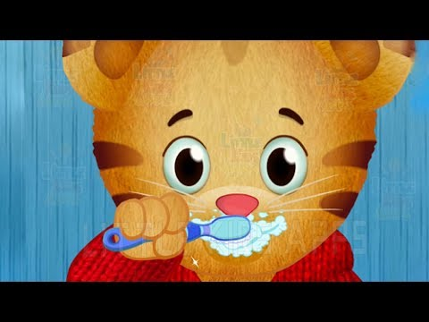 Thumbnail: Kids Learn About Morning and Bedtime Routines with Daniel Tiger's Day & Night Game for Toddlers