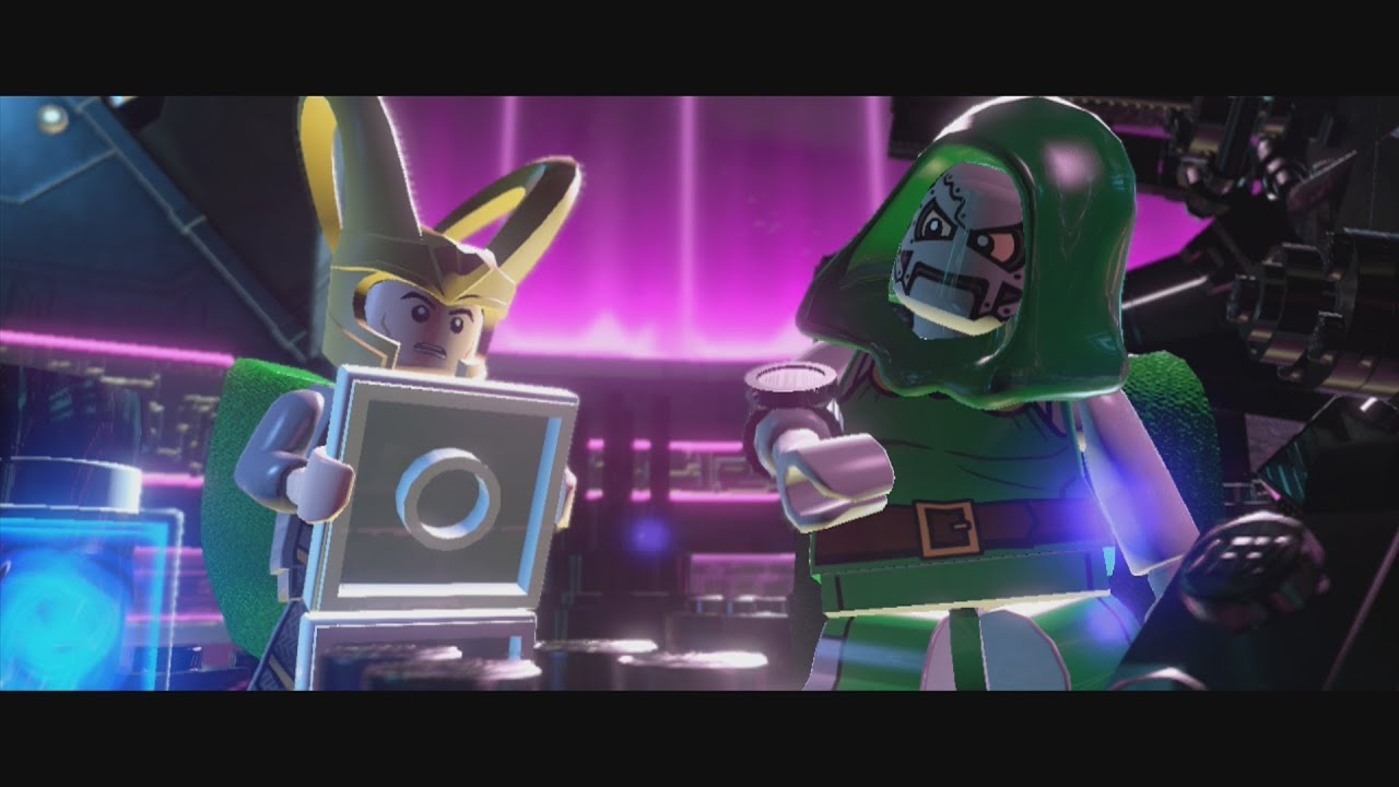 how to get magneto in lego marvel superheroes