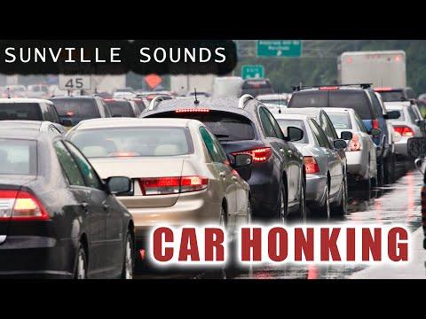 10 Hours of Car Horns Honking