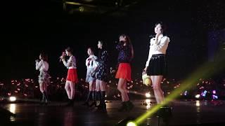 [4K] 170923 Apink 에이핑크《The Wave》네가 손짓해주면 Hong Kong Pink Up Concert Fancam