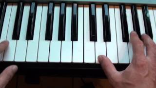 How to play It's Time on piano - Imagine Dragons