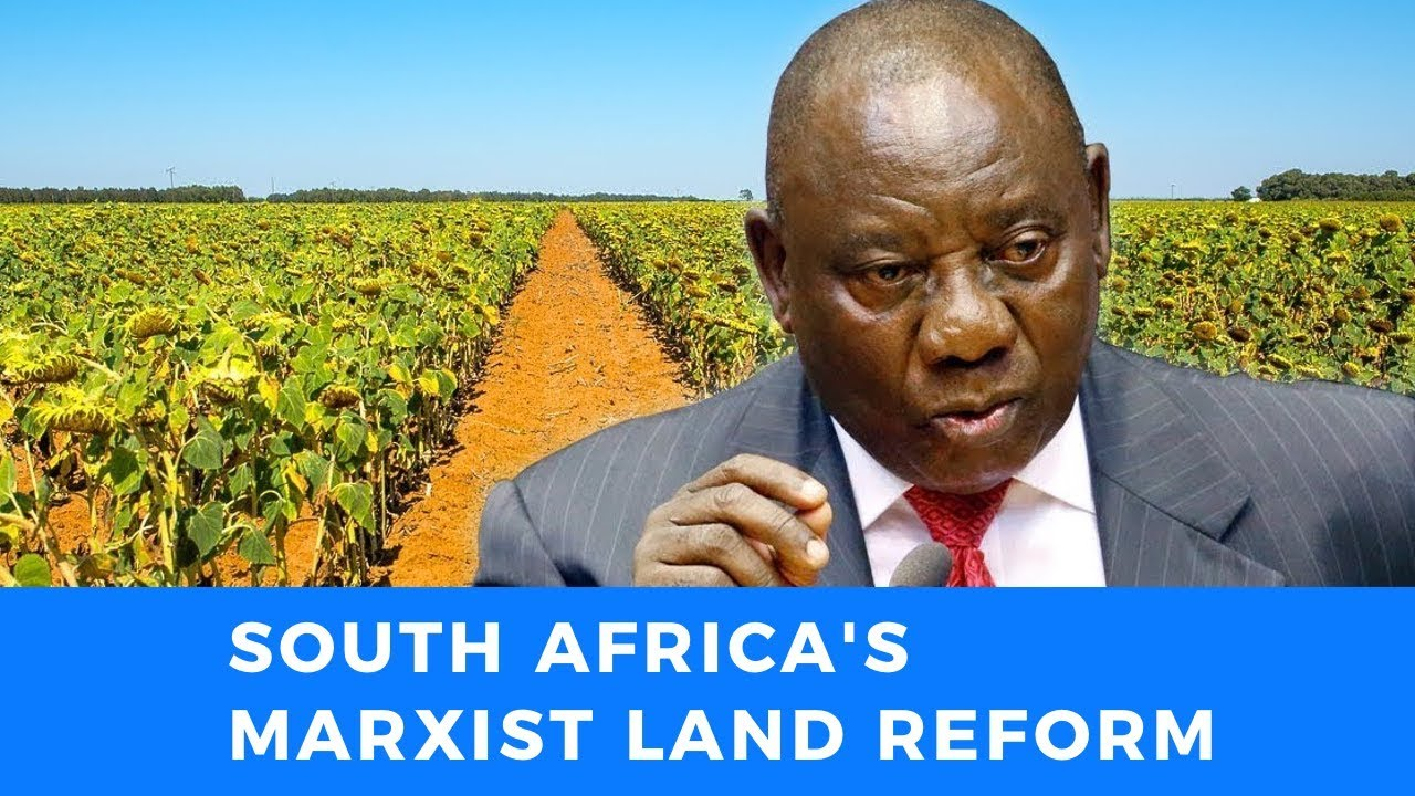 our home and racist land Globalists, racists, and communists around the world freaked out after president donald trump, citing a segment on fox news, publicly spoke out about the racist land grabs and brutal farm murders afflicting south africa.