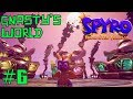 Gnasty's World 100% - Spyro the Dragon Reignited #6 [120% END] (PS4 - 2018)