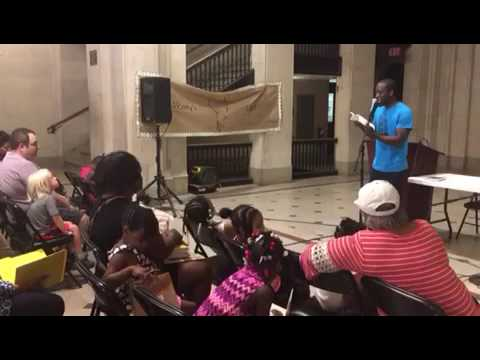 Albany City Hall - Silly Nomads -Summer Reading Night Event!