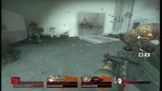 Left 4 Dead 2: Epic Tank Battle