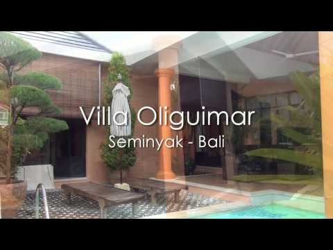 Villa Oliguimar in Seminyak Bali
