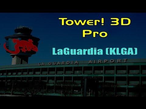 Tower! 3D Pro: LaGuardia Airport (KLGA)