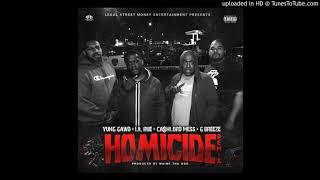 Homicide (Remix) feat. Lil Rue, Cashlord Mess