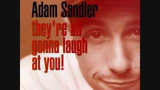 Adam Sandler - At a Medium Pace