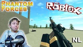 ROBLOX Phantom Forces NL, met vrienden