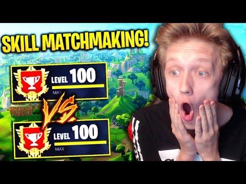 skill based matchmaking fortnite reddit