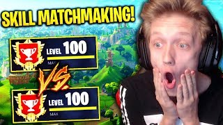 SKILL BASED MATCHMAKING COMING to Fortnite: Battle Royale! (The END of Fortnite?)