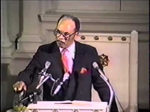 """Rev. B. W. Smith - """"Run And Tell That"""""""