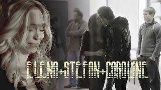 ►Stefan+Elena+Caroline | Пробач