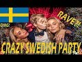 THE MOST CRAZIEST TEENAGE HIGH SCHOOL PARTY EVER IN SWEDEN! (Shirls Roasts and Reacts)