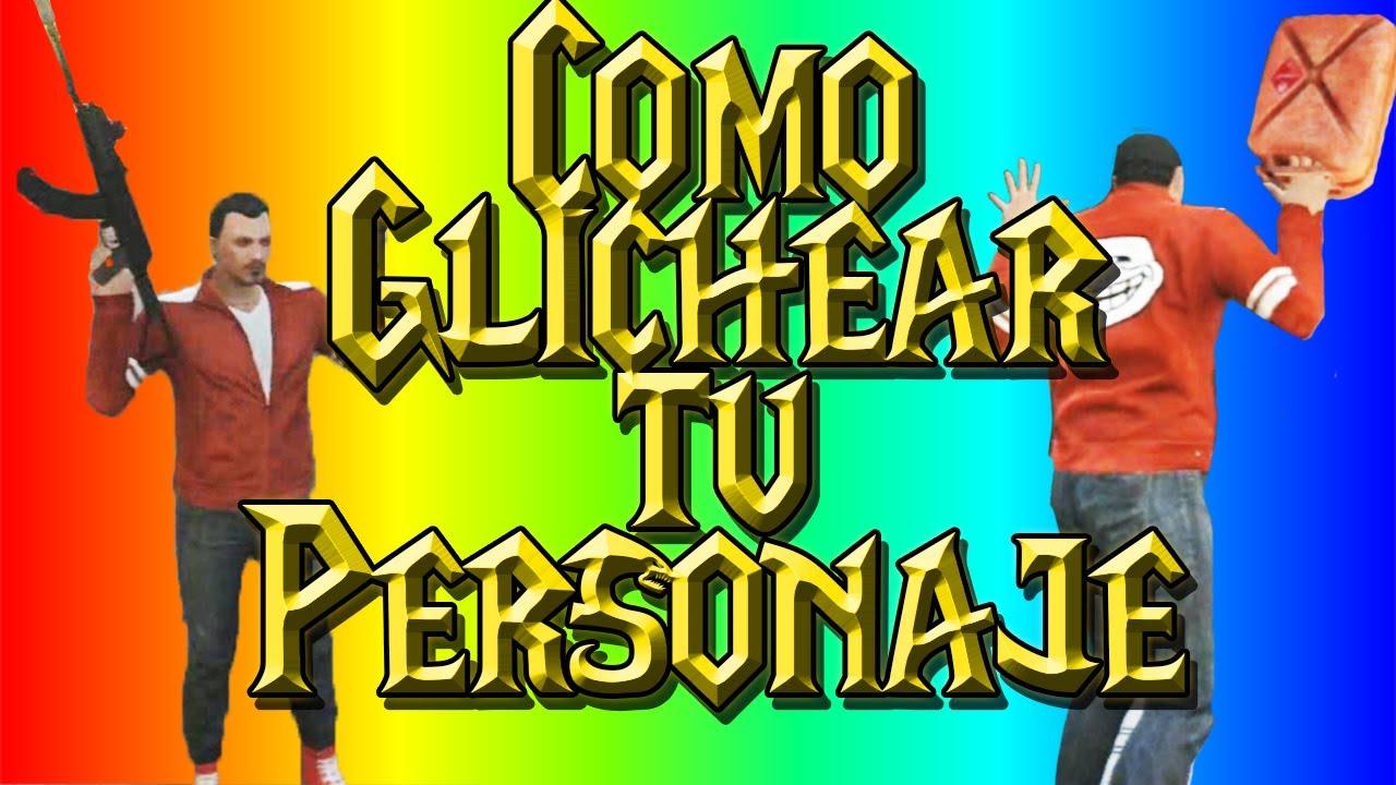 Gta v online como glitchear tu personaje truco for Cuarto personaje gta 5