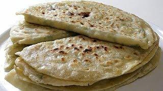 Азербайджанские КУТАБЫ, просто и очень вкусно.