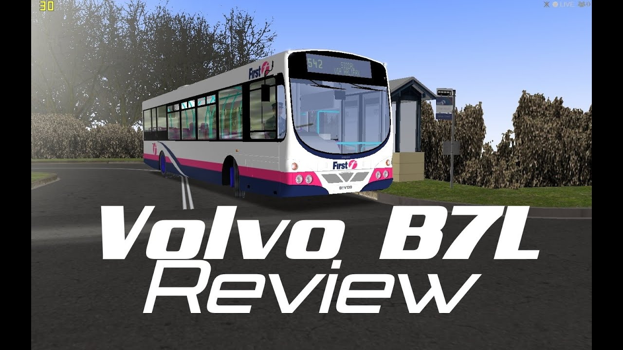 Omsi 2 The Bus Simulator Volvo B7l Wright Eclipse