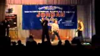 La Bomba il Pubblico - Хип-хоп пехота (Рэп Обойма 2009)