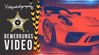 Team RING POLICE Bewerbung | Car Porn | by Rekzphotography | Porsche 911 GT3RS