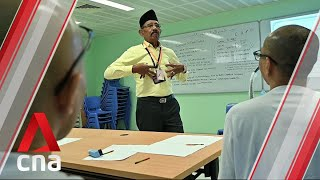 Once a warden, this man counsels inmates at Singapore's Changi Prison