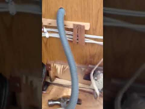Jayco pulley and floor fix