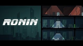 RONIN: Turn-Based Action Platformer
