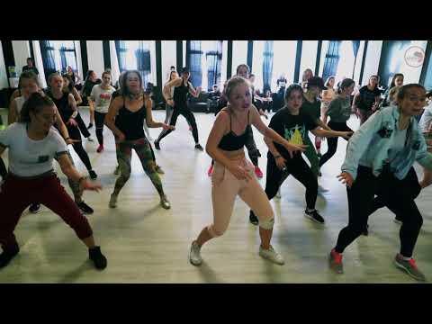 AFRIKA+YOU dance workshop vol 1 (Vlada) Afro dance