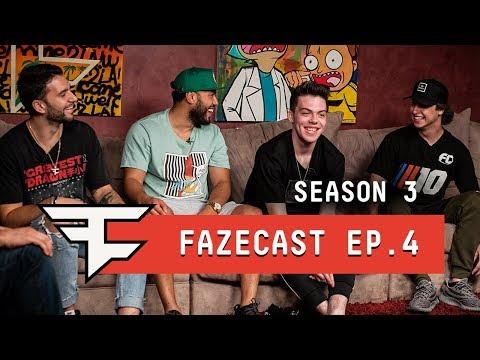 FANS ON FAZECAST! - S3E4 w/ Adapt, Apex, Blaze, Cizzorz & Temperrr