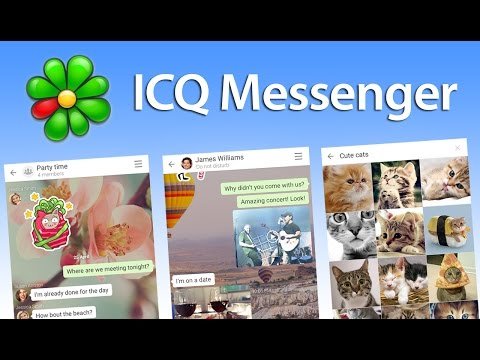 How to Install ICQ Messenger on Android & Create An Account