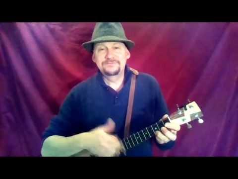 MUJ: Let's Talk Dirty In Hawaiian - John Prine (ukulele tutorial)
