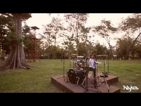 Drum Cover - Najwa Rashika - Solo Drum - Takbiran 1436 H