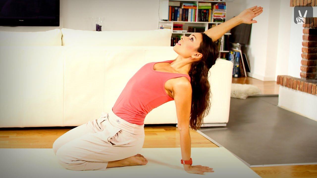 Yoga Intensive Stretch Anfanger Dein Programm Fur Mehr Flexibilitat Und Vitalitat Youtube