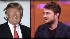 Daniel Radcliffe Got Classic Advice from Donald Trump - The Graham Norton Show