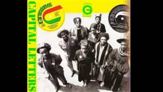 """roots - capital letters - run (12"""" version) 1979 - roots"""